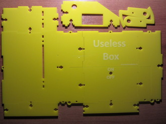 useless box kit