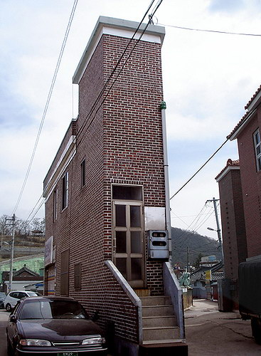 Самые тонкие здания