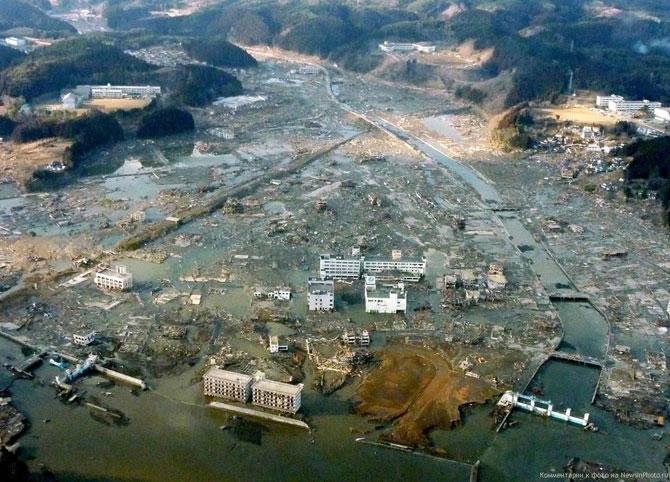 Города мира, расположенные на разломах земной коры