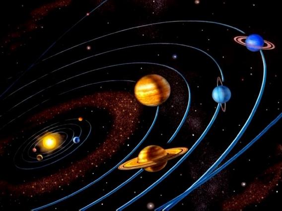 Самые-самые в Солнечной системе