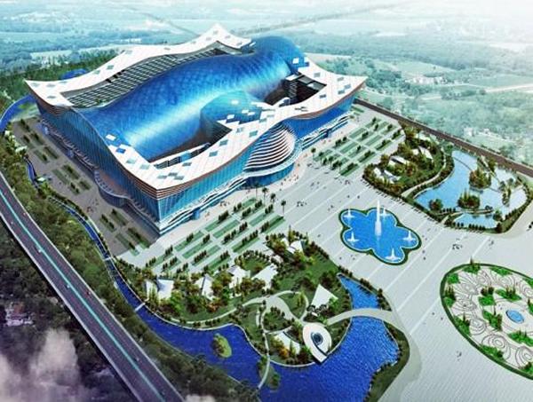 самое большое здание