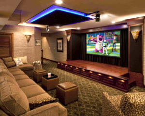 Устройство домашнего кинотеатра: взгляд изнутри