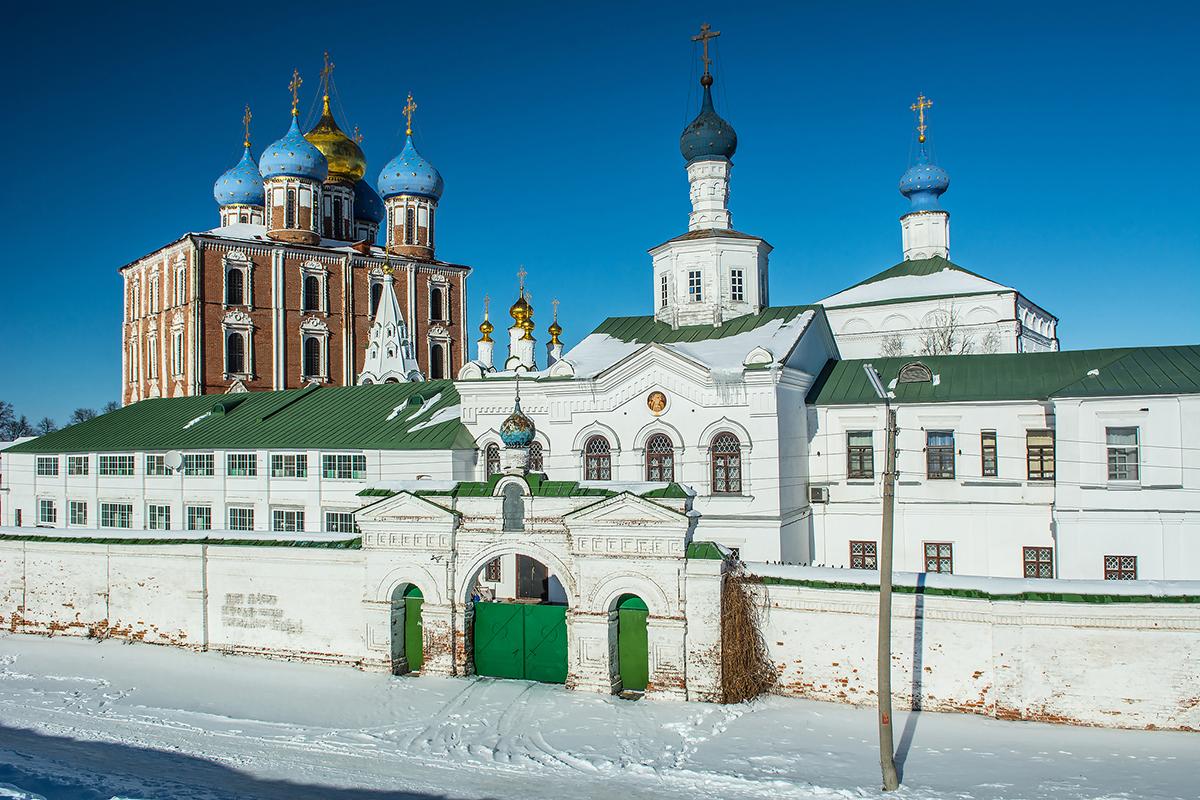 Рязань, кремль