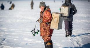 Немного о зимней рыбалке