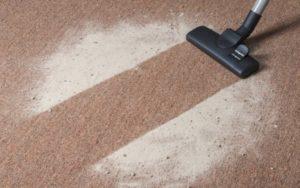 Чистка ковролина в домашних условиях 1