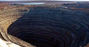 Карьер источник полезных ископаемых
