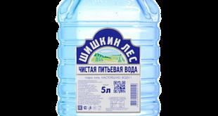 Преимущества воды Шишкин лес