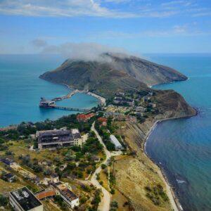 Как экономно отдохнуть в Орджоникидзе в Крыму